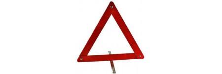Знак аварійної зупинки (в пластику)