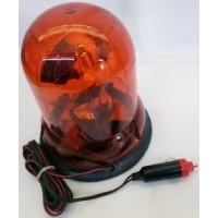 Проблисковий маяк помаранчевий EMR-03 12V галоген