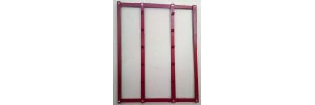 Щит пожежний металевий 1100х900 (4,6кг)