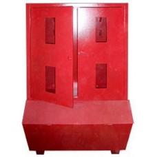 Стенд пожежний закритого типу, ящик 1230х1630х430
