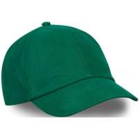 Кепка Саржа зелена