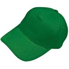 Кепка LEO зелена **