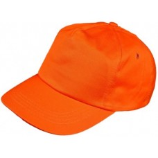 Кепка LEO помаранчева **