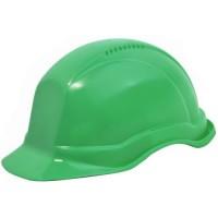 Каска будiвельна зелена