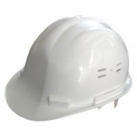 Каска захисна STARLINE GE 1540, з вентиляцією, біла **