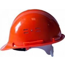 Каска захисна STARLINE GE 1540, з вентиляцією, червона **