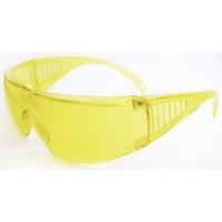 Окуляри захисні відкриті TRIARMA, ЕТ-30S, Amber, жовті лінзи **