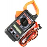 Кліщі струмовимірювальні DT266 (1кВ)