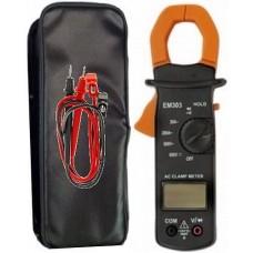 Кліщі струмовимірювальні EM303 (200А)