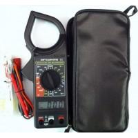 Кліщі струмовимірювальні DT-266FT (1кВ)
