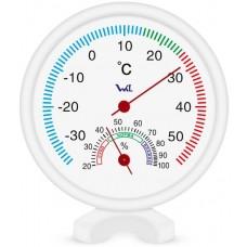 Термогігрометр побутовий ТГК-2 (-30+50/20-100%) **
