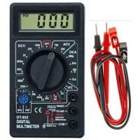 Мультиметр цифровий DT832