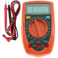 Мультиметр цифровий UT33D (KT33)