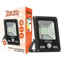 Прожектор Tecro LED TL-FL-PR-20W, 6400K, 1400Лм **