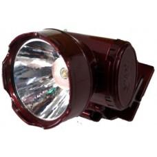 Акумуляторний ліхтар Yajia YJ-1898 1W 1LED