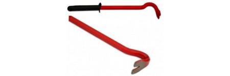 Лом-цвяходер 300мм прогумована ручка **