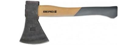 Сокира 600 гр. дерев'яна ручка, Berg