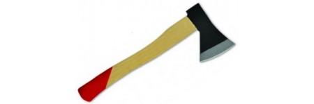 Сокира 1000 гр. дерев'яна ручка, DIN **